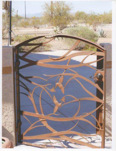 Humming Bird Gate