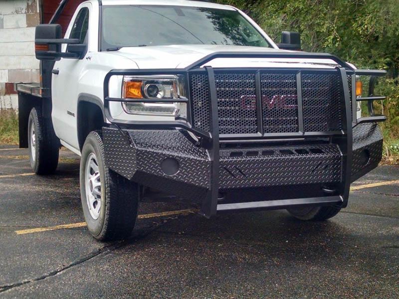gmc elite thunderstruck bumper