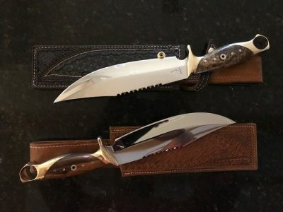 Custom Knives by Anchorpoint Welding