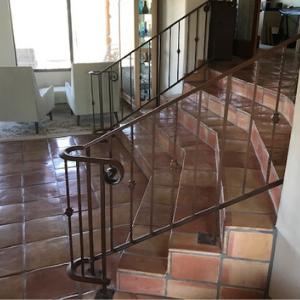 custom welding handrails
